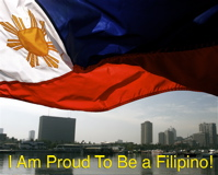 Philippine Flag Smalle